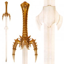 Sword of Odin, god of Chaos