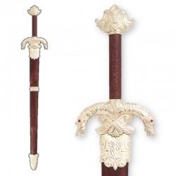 Espada celta con funda, siglo III a.C.