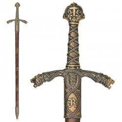 Richard the Lionheart's sword