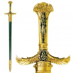 Espada del faraón Ramsés II