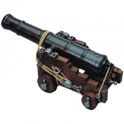 British naval cannon