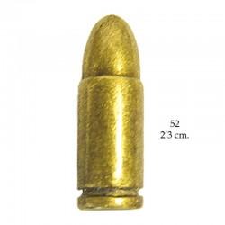Bala de subfusil MP40