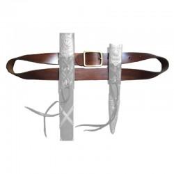 Cinturón para espadas