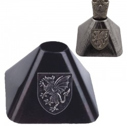 Metal stand for dagger - Shield model