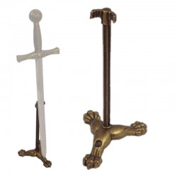 Metal stand for letter openers