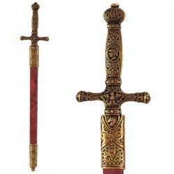 Abrecartas espada de Napoleón