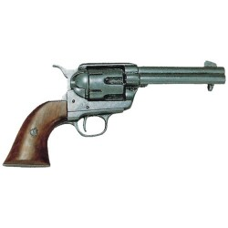 "Cal.45 Peacemaker revolver 4,75"", with 6 bullets, USA (29cm)"