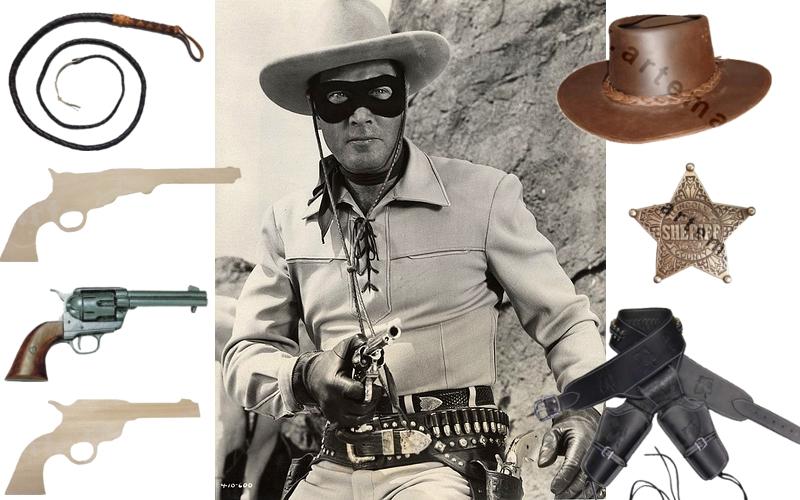 cowboy custom disfraz